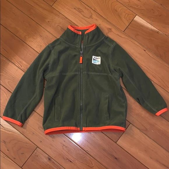 Carter's Other - EUC Army Green Fleece
